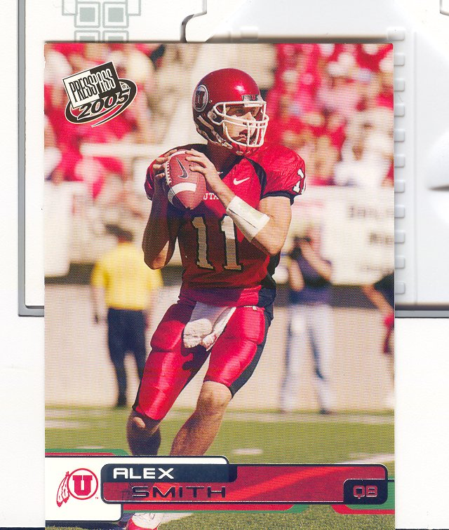 2005 Press Pass #10 Alex Smith QB