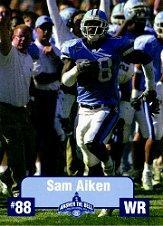 2002 North Carolina #1 Sam Aiken