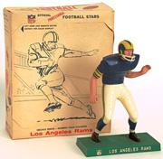 1959-63 Hartland Statues Football #21 Rams Lineman