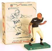 1959-63 Hartland Statues Football #25 Steelers Lineman