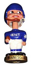 1968-70 Bobbin Heads: AFL-NFL Merger Series #18 Minnesota Vikings