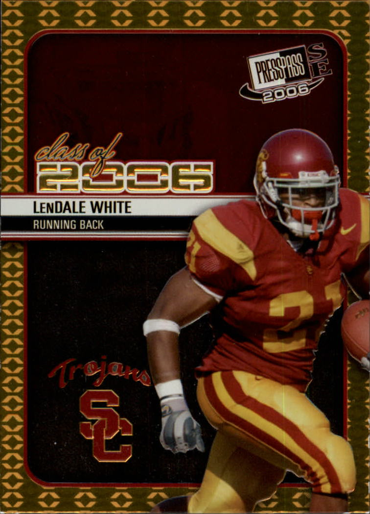 2006 Press Pass SE Class of 2006 #CL7 LenDale White