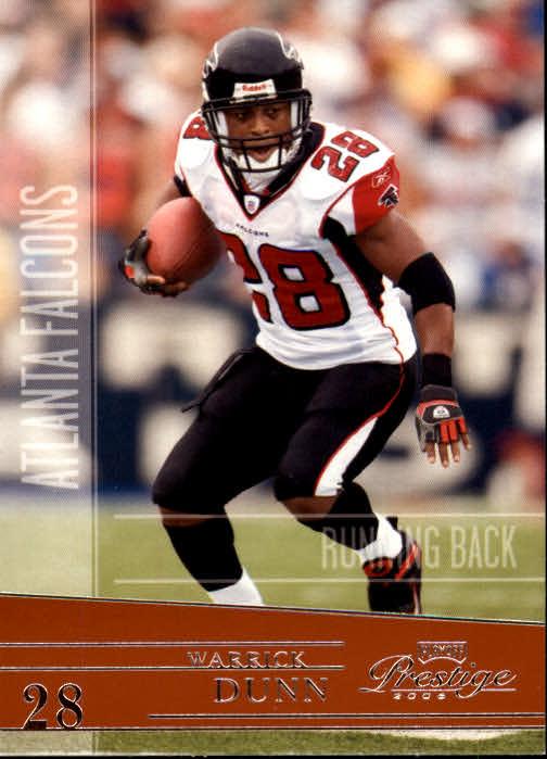 2006 Playoff Prestige #9 Warrick Dunn
