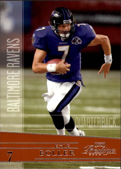 2006 Playoff Prestige #13 Kyle Boller