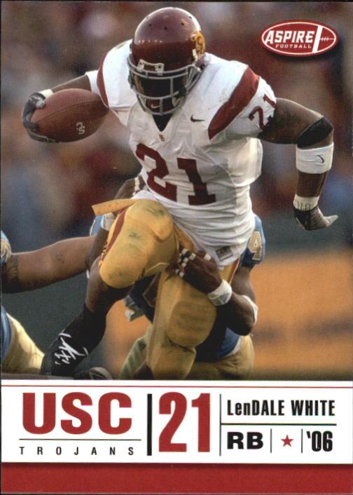 2006 Aspire #7 LenDale White
