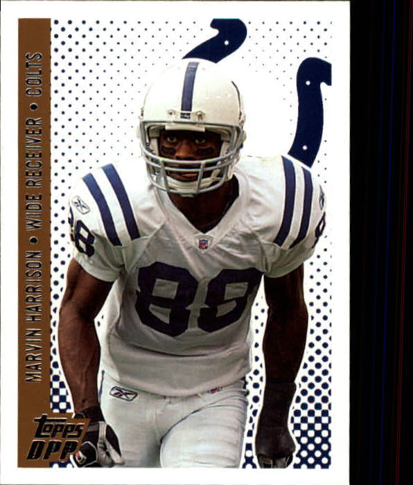 2006 Topps Draft Picks and Prospects #6 Marvin Harrison