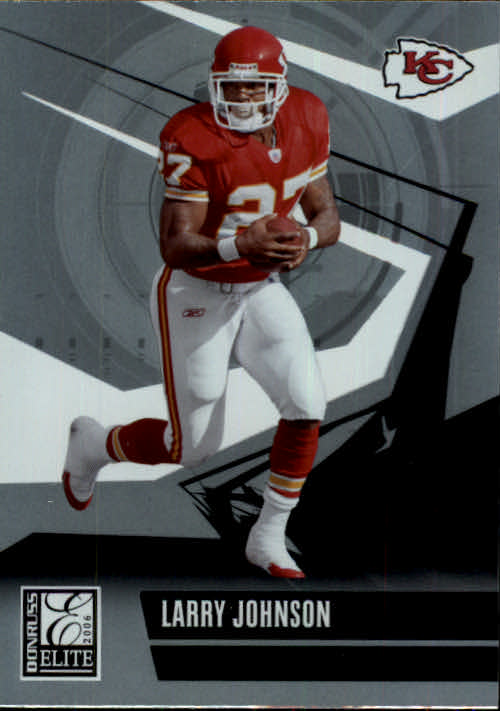 2006 Donruss Elite #48 Larry Johnson