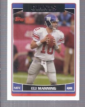 2006 Topps #129 Eli Manning