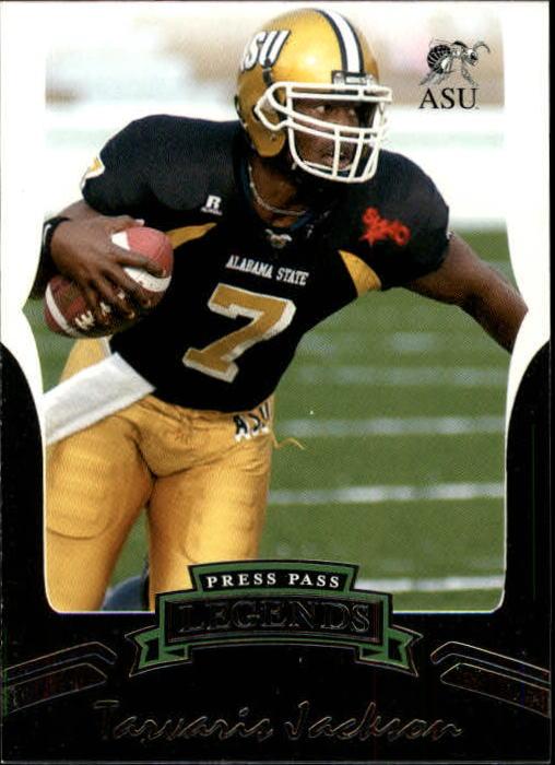 2006 Press Pass Legends #2 Tarvaris Jackson