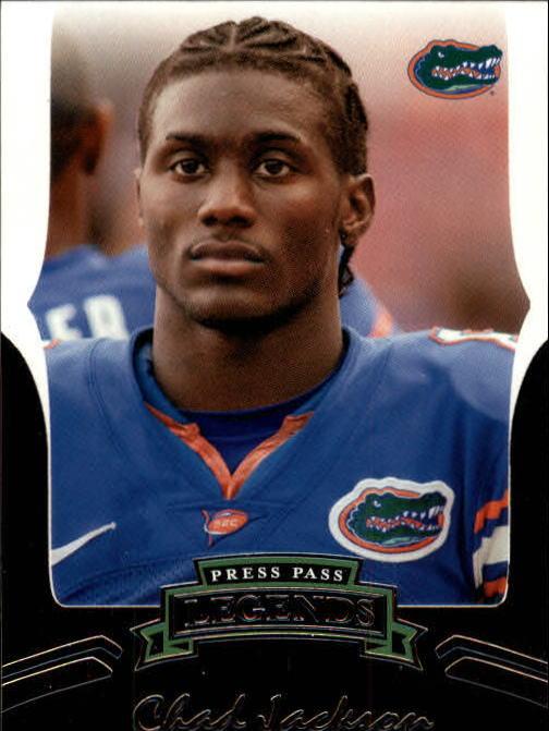 2006 Press Pass Legends #10 Chad Jackson