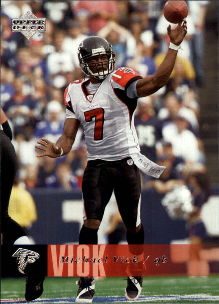 2006 Upper Deck #7 Michael Vick
