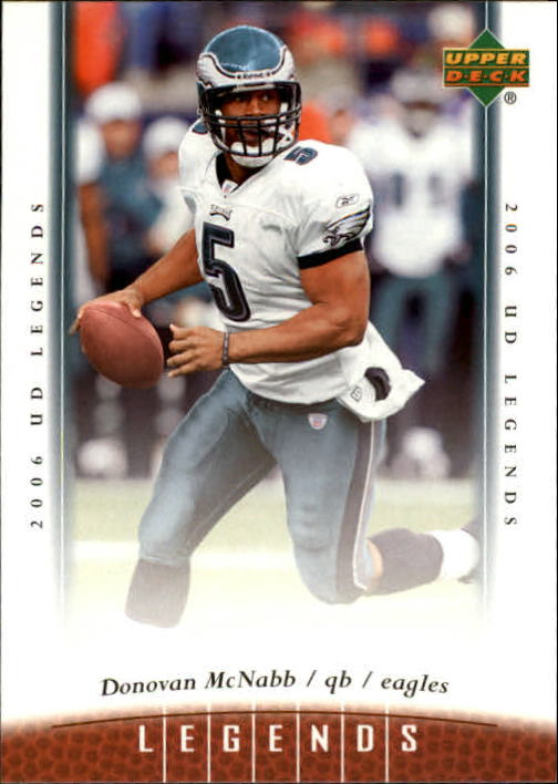 2006 Upper Deck Legends #81 Donovan McNabb