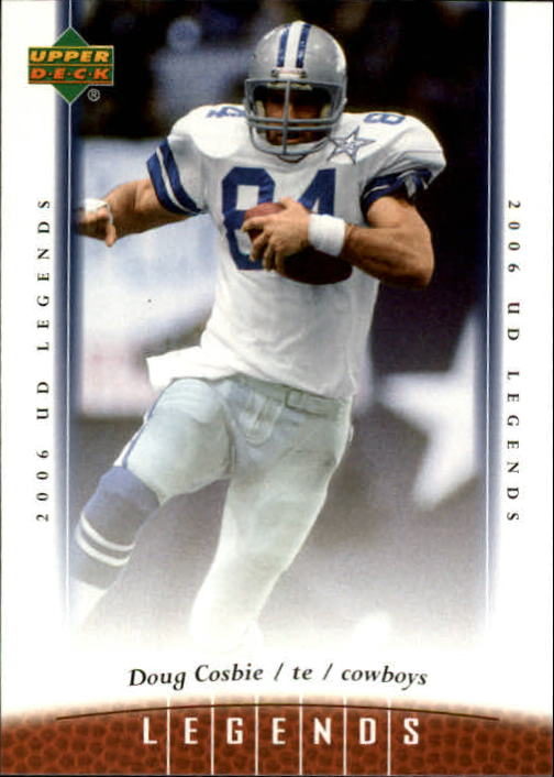 2006 Upper Deck Legends #96 Doug Cosbie