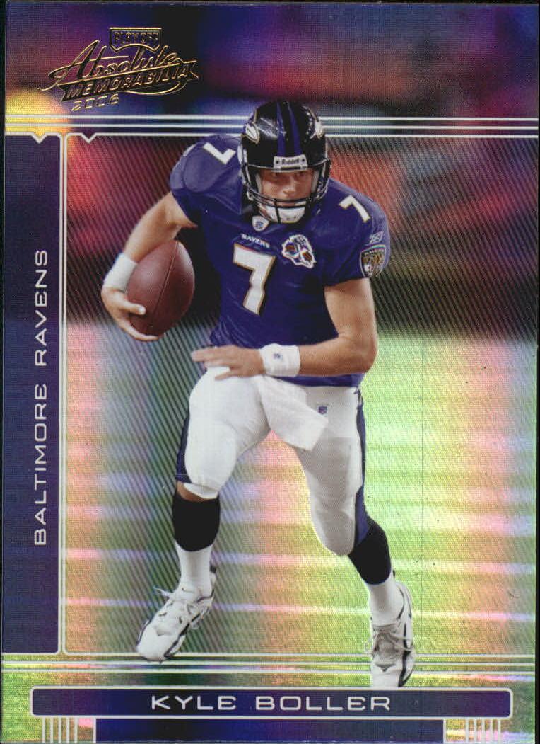 2006 Absolute Memorabilia #13 Kyle Boller