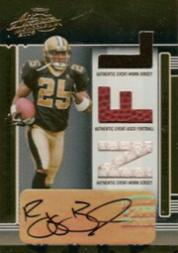 2006 Absolute Memorabilia Rookie Premiere Materials Autographs #260 Reggie Bush