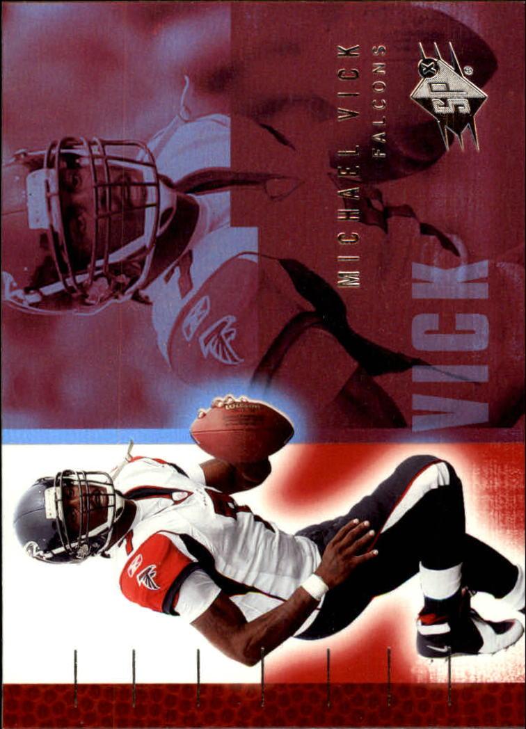 2006 SPx #4 Michael Vick