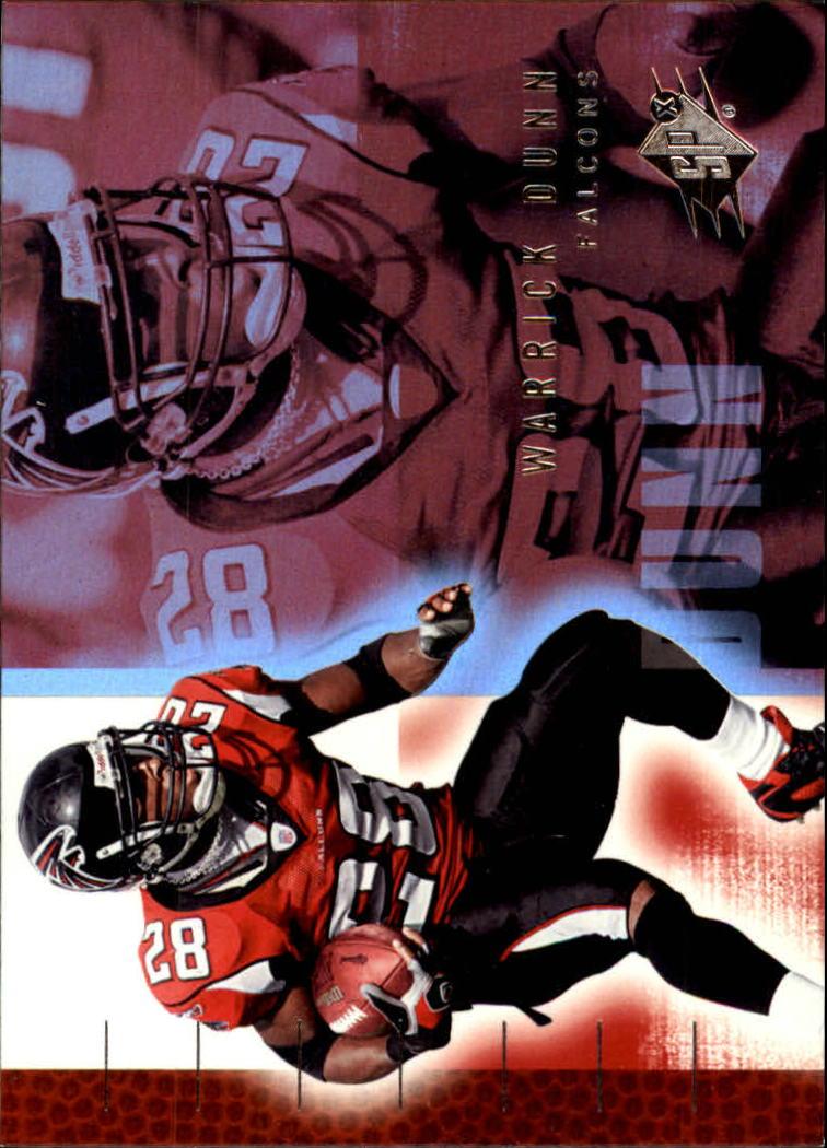 2006 SPx #5 Warrick Dunn