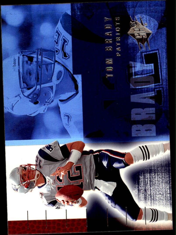 2006 SPx #52 Tom Brady