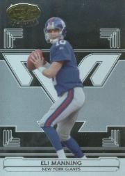 2006 Leaf Certified Materials #95 Eli Manning