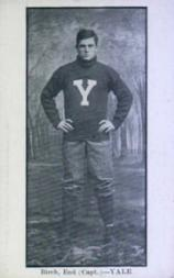 1909 Yale Postcards #3 Bob Burch
