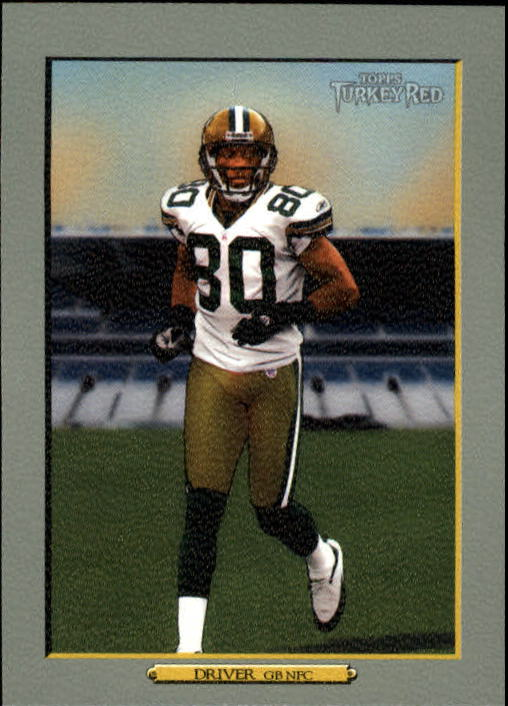 2006 Topps Turkey Red #34 Donald Driver