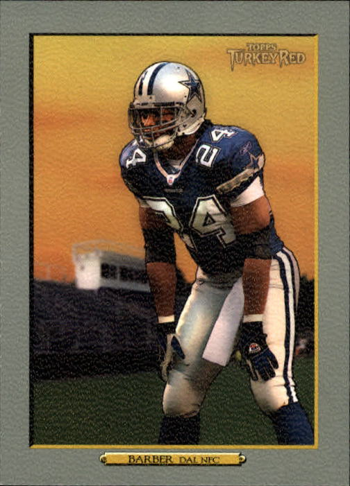 2006 Topps Turkey Red #249 Marion Barber
