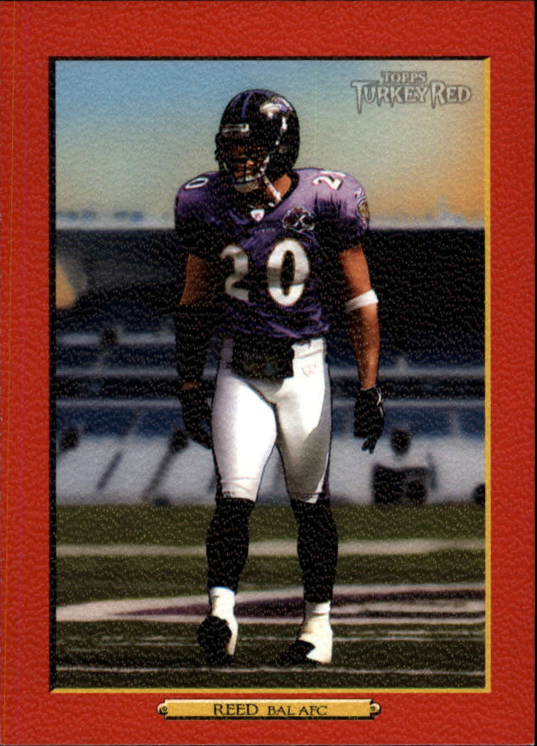 2006 Topps Turkey Red Red #115 Ed Reed