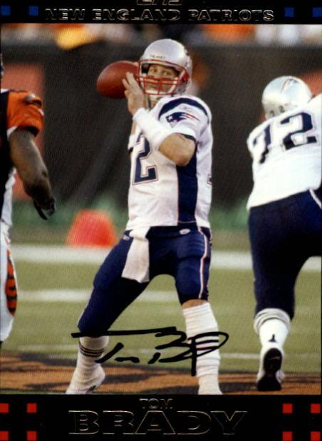 2007 Topps #28 Tom Brady