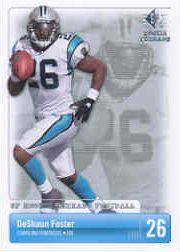 2007 SP Rookie Threads #16 DeShaun Foster