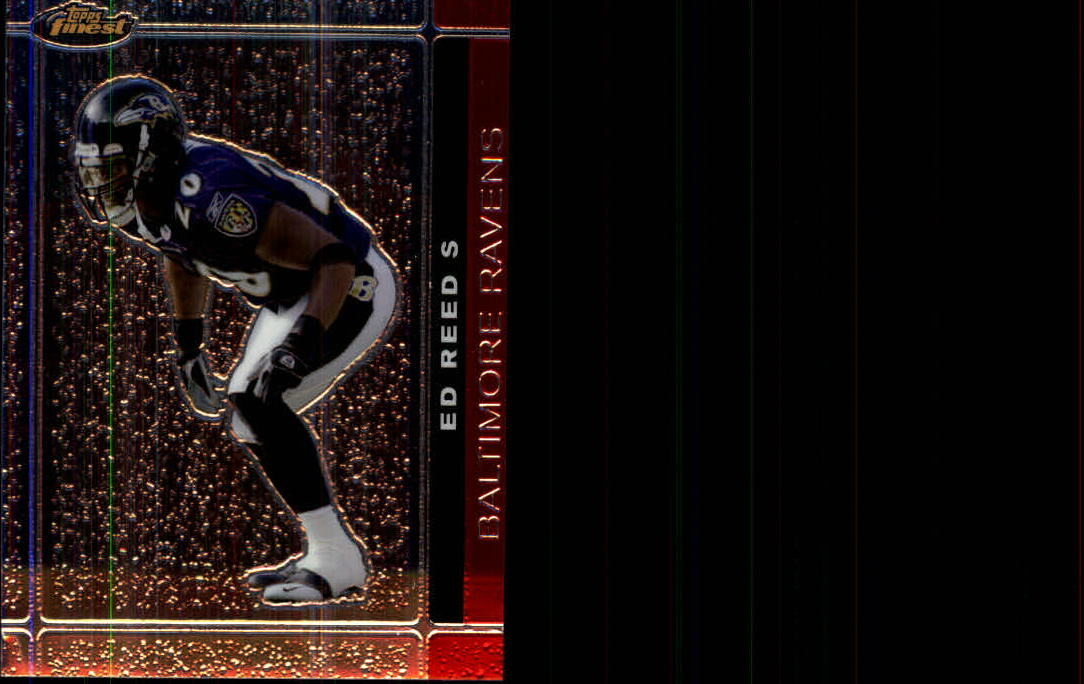 2007 Finest #100 Ed Reed