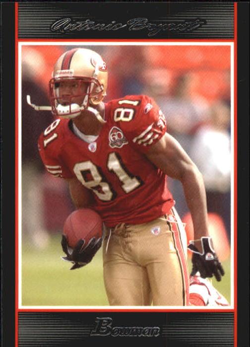 2007 Bowman #92 Antonio Bryant