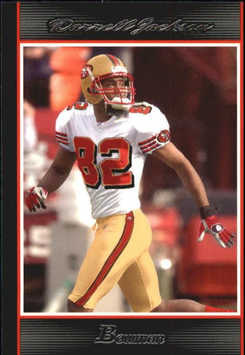 2007 Bowman #94 Darrell Jackson