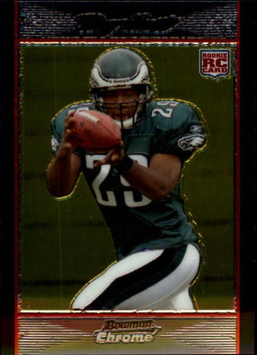 2007 Bowman Chrome #BC70 Tony Hunt RC