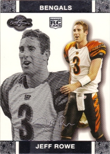 2007 Topps Co-Signers #56 Jeff Rowe RC