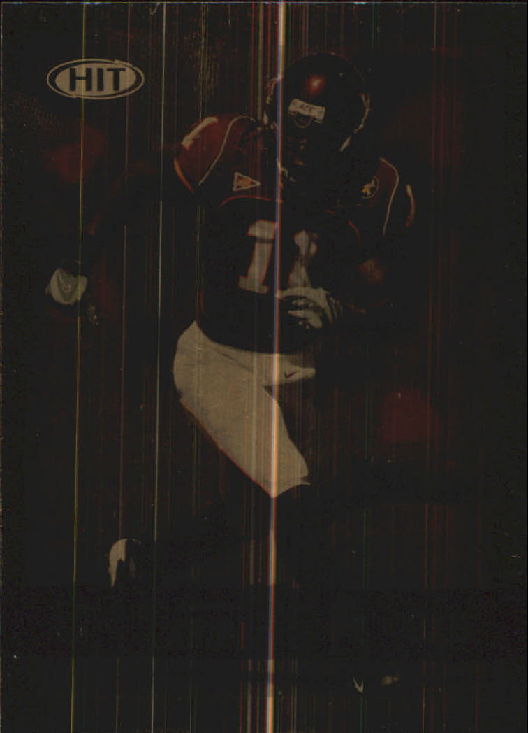 2008 SAGE HIT Autographs Gold #A11 Xavier Adibi