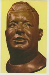 1963 Hall of Fame Postcards #3 Fats Henry