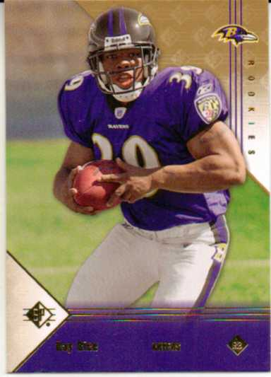 2008 SP Rookie Edition #146 Ray Rice RC