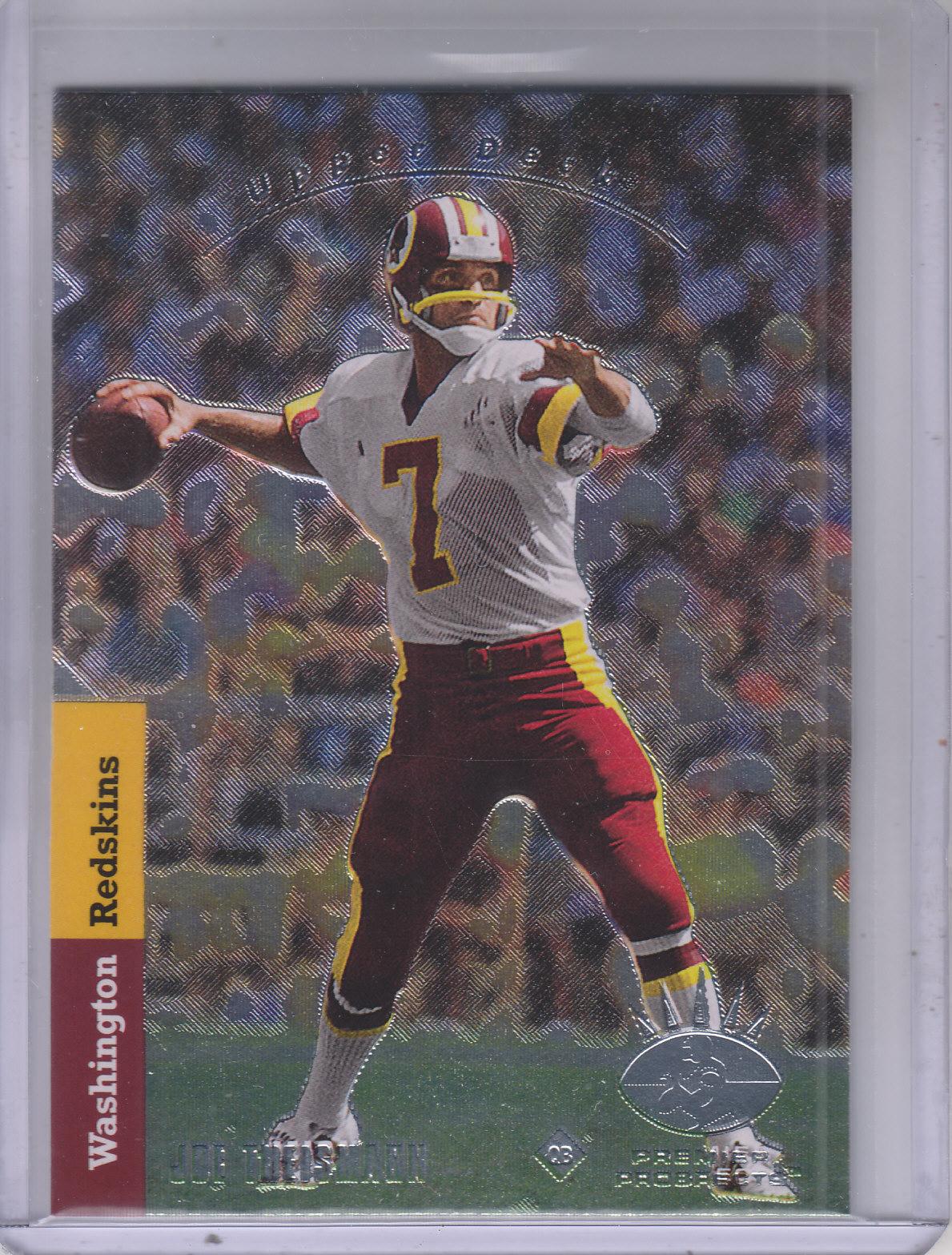 2008 SP Rookie Edition #414 Joe Theismann 93