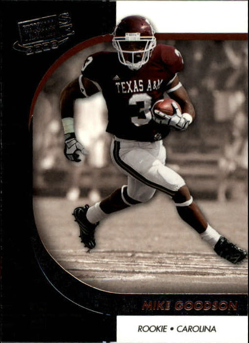 2009 Press Pass SE #10 Mike Goodson