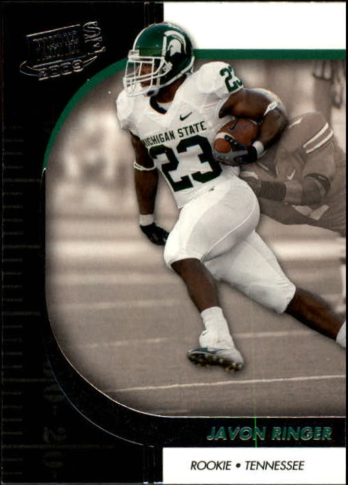 2009 Press Pass SE #15 Javon Ringer
