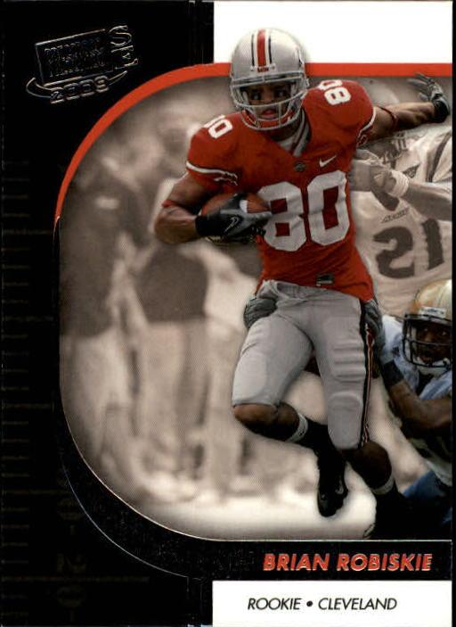 2009 Press Pass SE #25 Brian Robiskie
