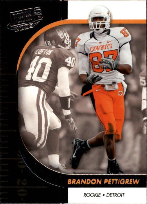 2009 Press Pass SE #28 Brandon Pettigrew