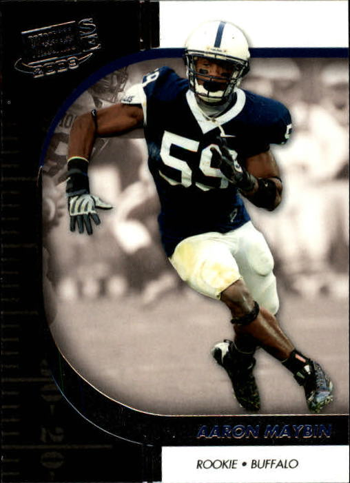 2009 Press Pass SE #31 Aaron Maybin