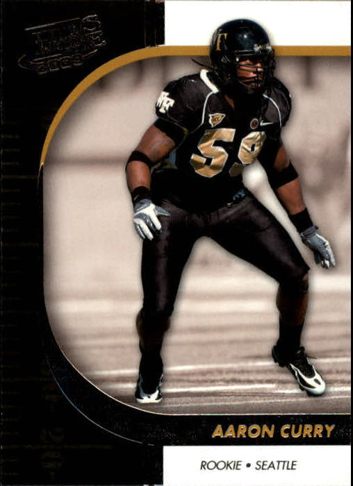 2009 Press Pass SE #33 Aaron Curry
