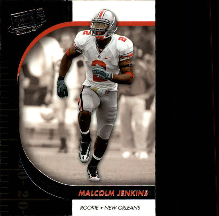 2009 Press Pass SE #38 Malcolm Jenkins
