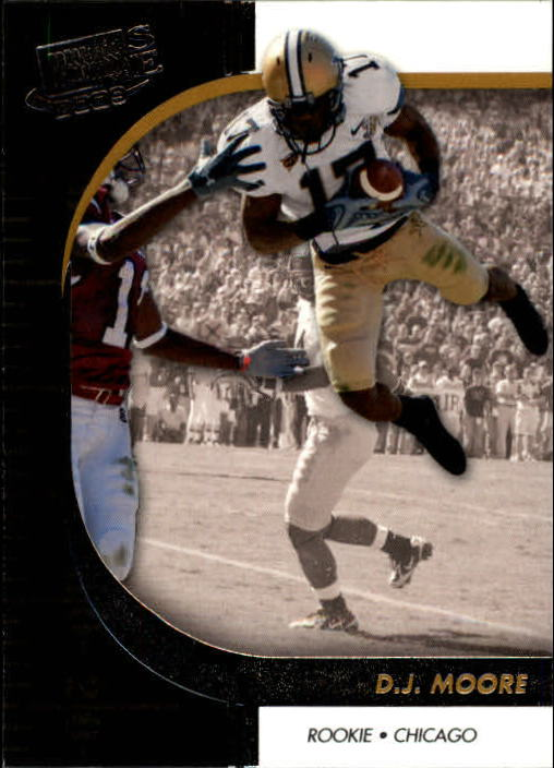 2009 Press Pass SE #39 D.J. Moore