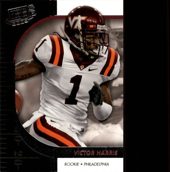 2009 Press Pass SE #40 Victor Harris