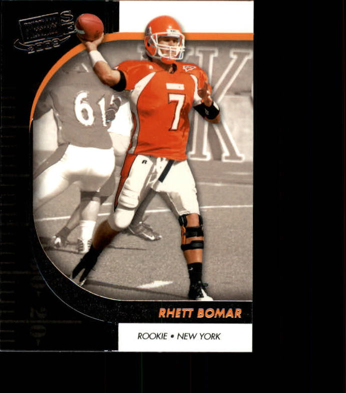 2009 Press Pass SE #43 Rhett Bomar