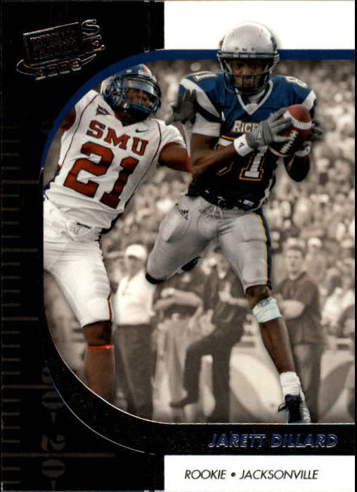 2009 Press Pass SE #47 Jarett Dillard