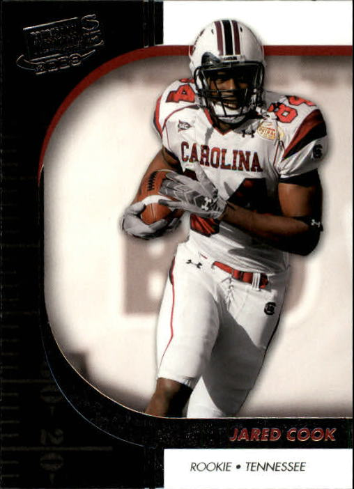 2009 Press Pass SE #50 Jared Cook